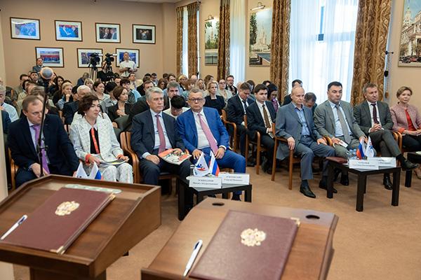 Заседание Совета по профессиональным квалификациям финансового рынка