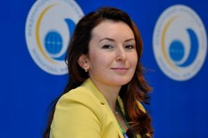 Гюзель Имаева, генеральный директор НАФИ