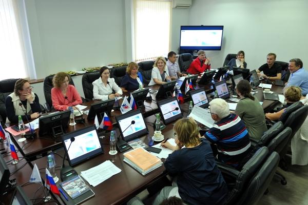 Стратегическая сессия Совета по профессиональным квалификациям финансового рынка. Фото: Альберт Тахавиев, Finversia.ru
