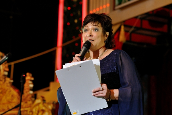 председатель оргкомитета – первый заместитель главного редактора журнала «Банковское дело» Марина Нестеренко