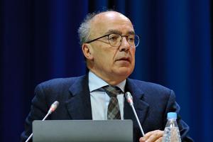 Джанмария Айани, ректор Туринского университета