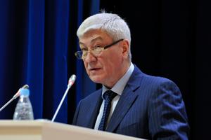 Юрий Чиханчин, директор Федеральной службы по финансовому мониторингу (Росфинмониторинг)