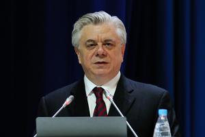 Александра Мурычева, председателя СПКФР, исполнительного вице-президента Российского союза промышленников и предпринимателей (РСПП)