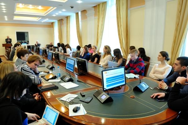 Дискуссионная площадка «Мониторинг рынка труда и перспективных профессий»