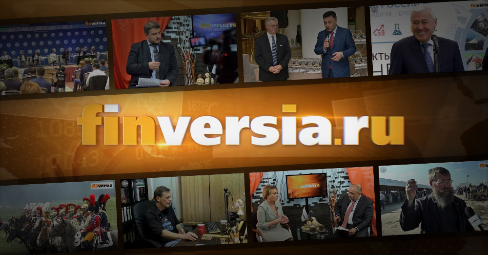 Интервью на Finversia-TV