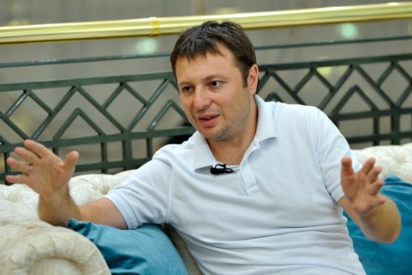 Сергей Хотимский, первый заместитель председателя правления ПАО «Совкомбанк»