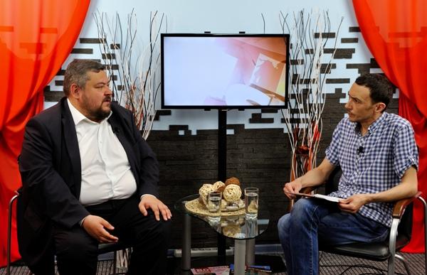 Владислав Кочетков, президент-председатель правления ИХ «Финам» и Фёдор Чайка, обозреватель Finversia.ru