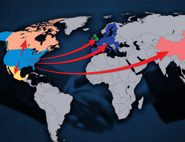 Торговые соглашения США