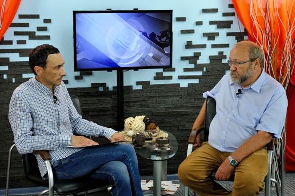 Василий Солодков, директор Института банковского дела Высшей школы экономики