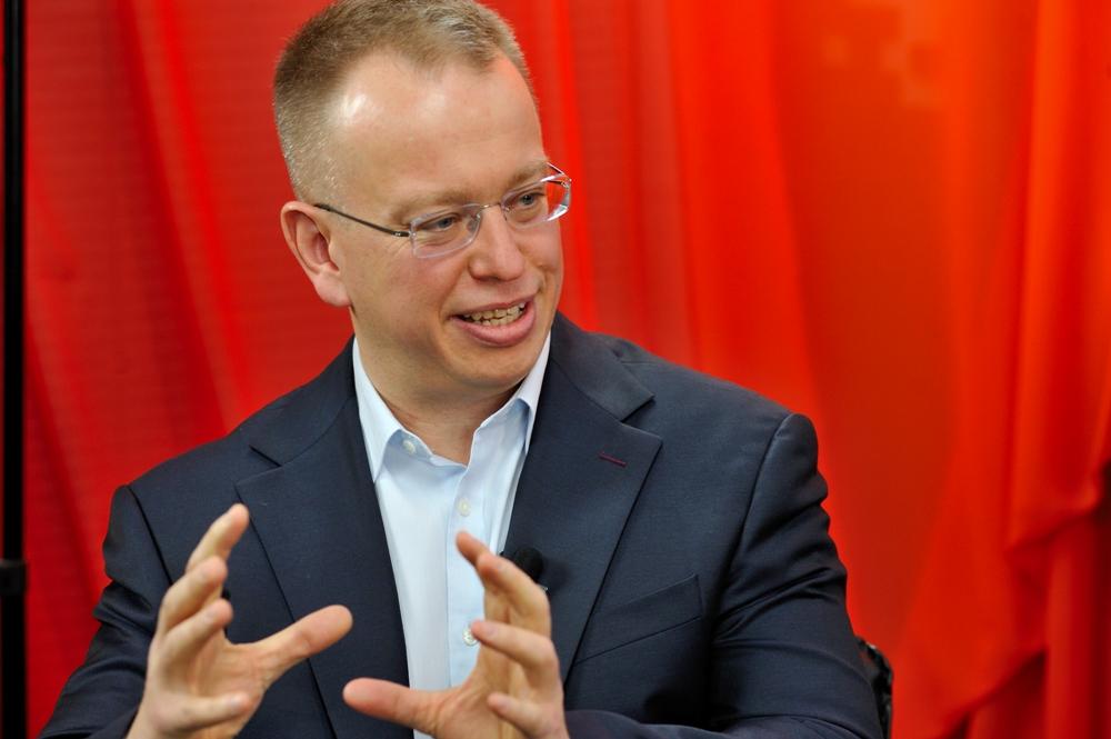 Андрей Спиваков, главный управляющий директор Совкомбанка