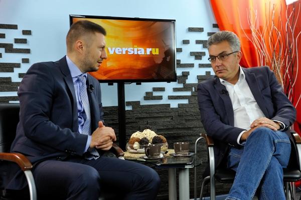 Павел Самиев, генерального директора «БизнесДром», управляющего директора НРА, Александр Зарецкий, президент страховой компании «МетЛайф»