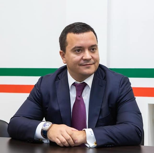 Джорджо Парола, первый вице-президент холдинга Mikro Kapital
