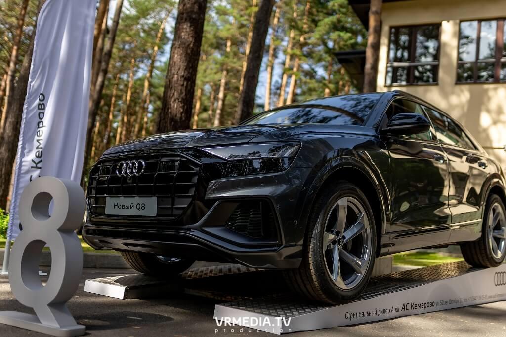 «Балтийский лизинг» выступил партнером тест-драйва моделей Audi