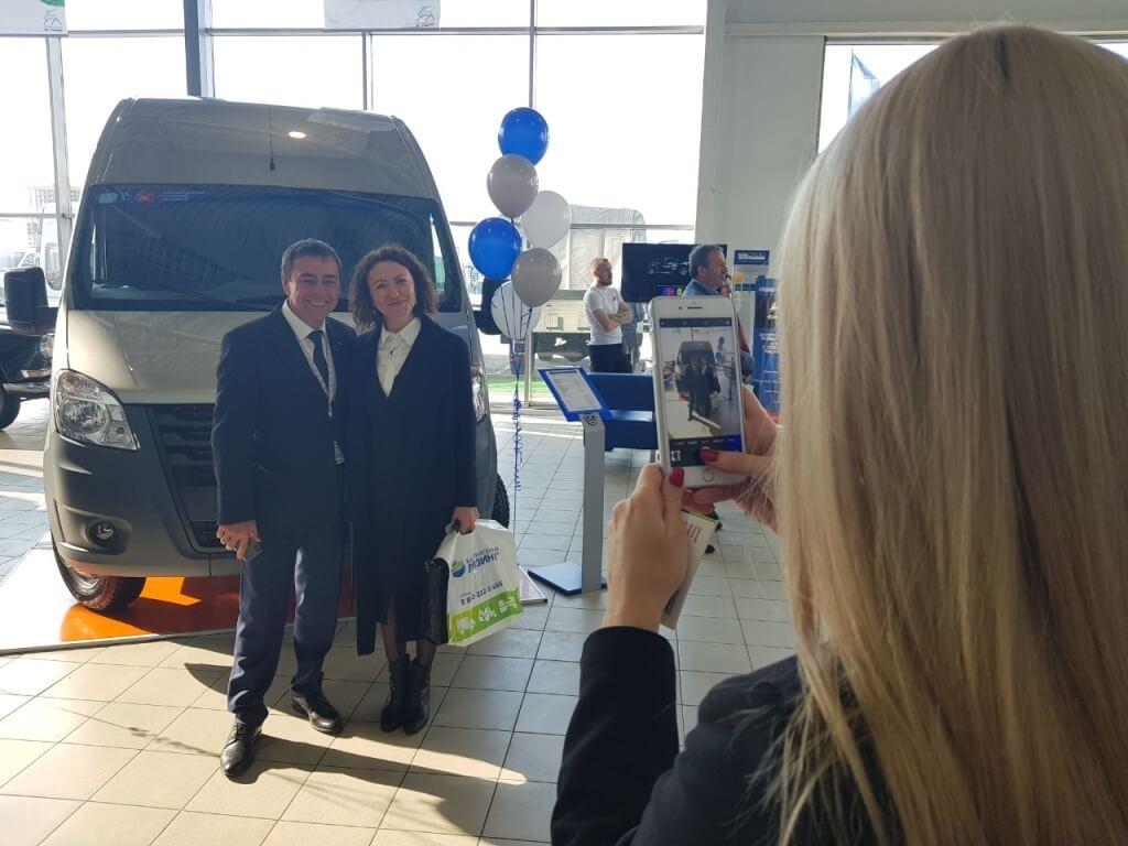 «Балтийский лизинг» выступил партнером 25-летия «ГАЗели» в Самаре