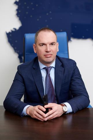 Максим Калинкин, Генеральный директор Группы Газпромбанк Лизинг