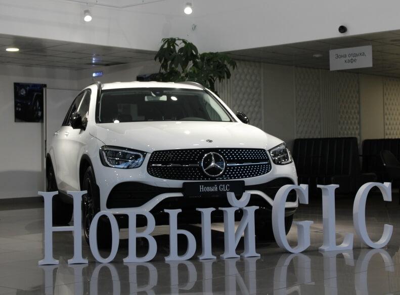 «Балтийский лизинг» выступил партнером презентации моделей Mercedes-Benz GLC и GLE
