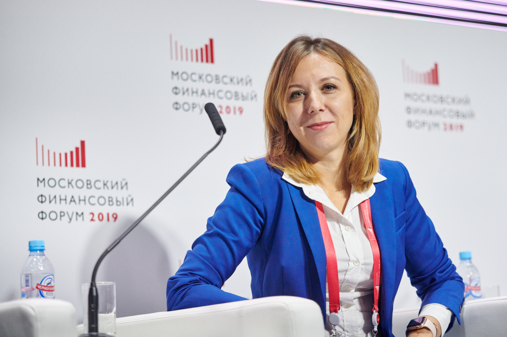 На Московском финансовом форуме обсудили финансовое просвещение потребителей в цифровую эпоху