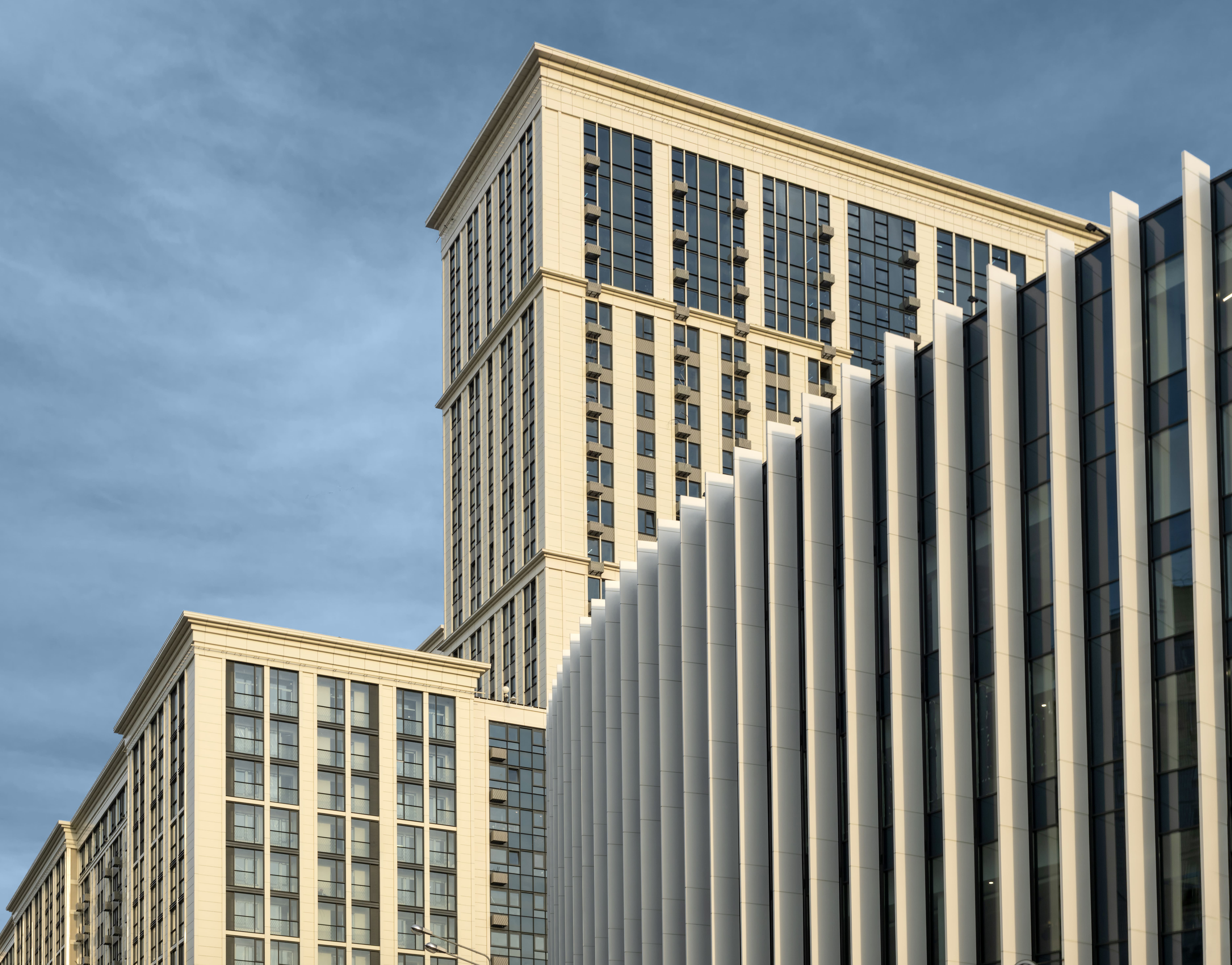 В 2019 году «Галс-Девелопмент» ввел в эксплуатацию более 500 тыс. кв. м