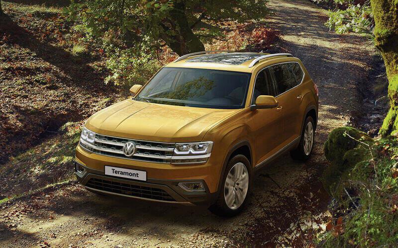 «Балтийский лизинг» выступил партнером тест-драйва Volkswagen