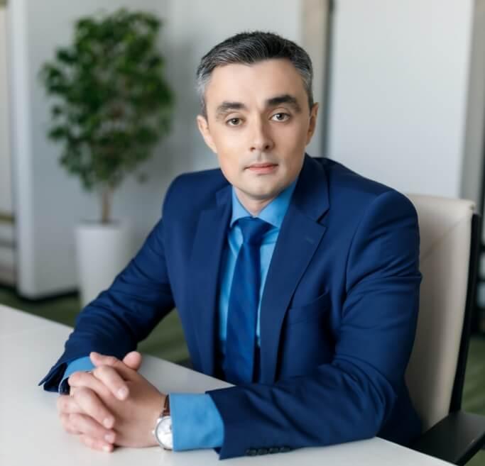 Руководитель дирекции продуктового развития и взаимоотношений с партнёрами ООО «Балтийский лизинг» Андрей Волков