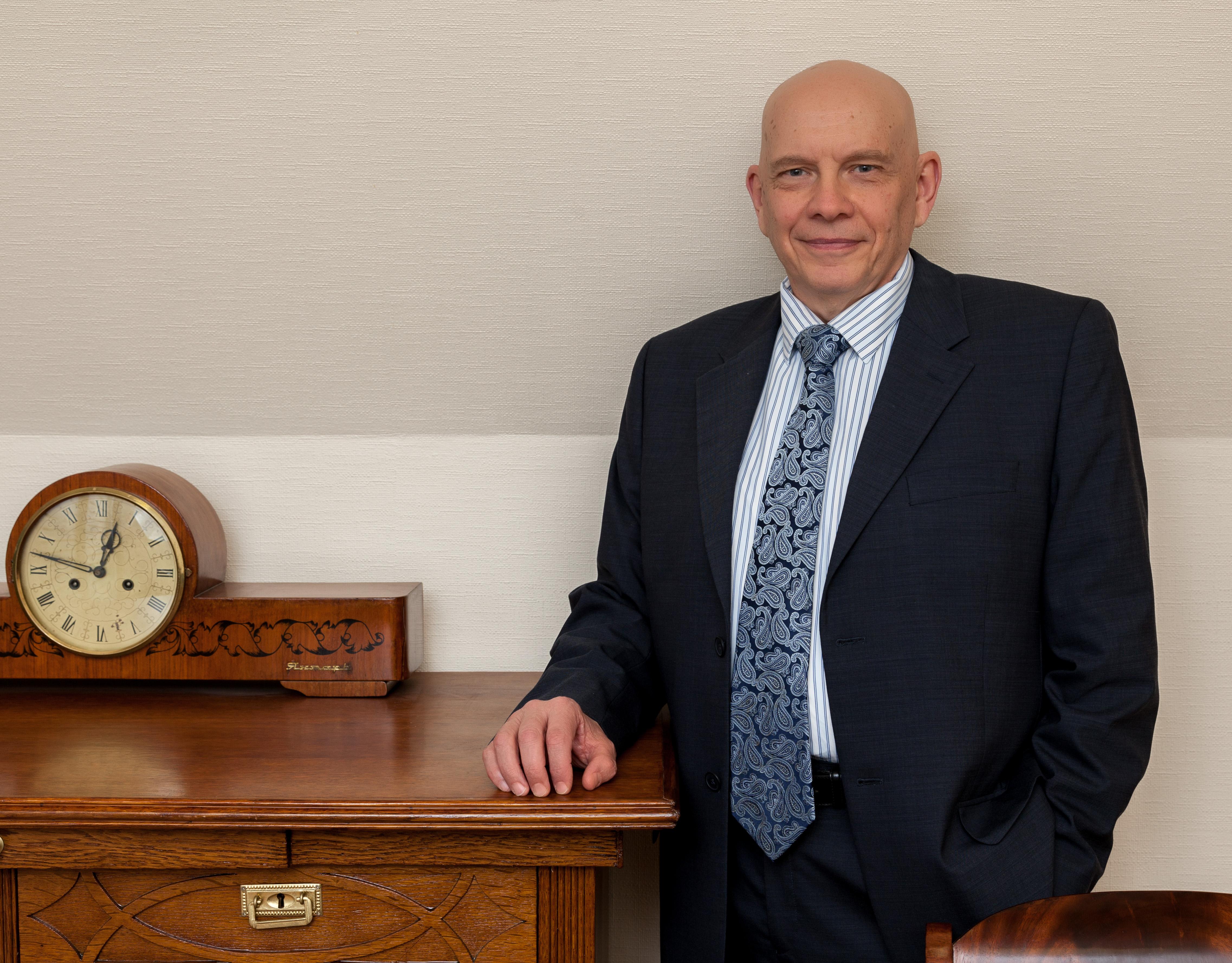 Яков Марков, генеральный директор и основатель ИК ДОХОДЪ