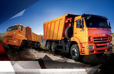 Специальное предложение на грузовики от Альфа-Лизинга и «КАМАЗа»