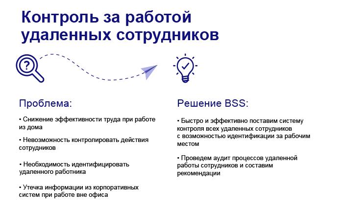 BSS может помочь вам быстро и эффективно перейти на удаленку, сохранить безопасность данных и не потерять в качестве обслуживания