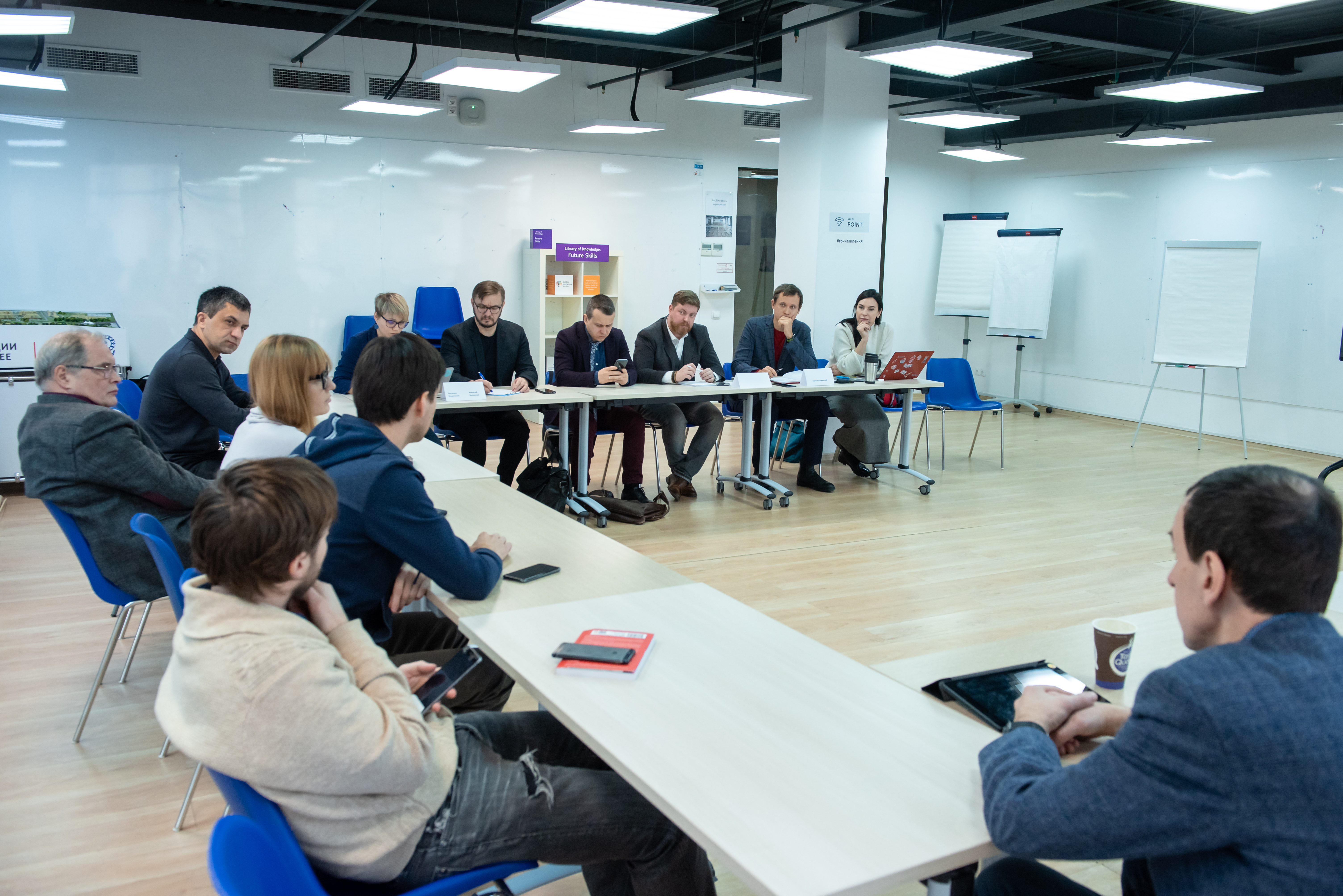 В АСИ прошла встреча ведущих краудфандинговых платформ в России