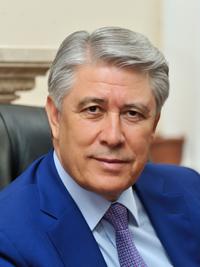Ректор Финансового университета при Правительстве Российской Федерации М.А. Эскиндаров
