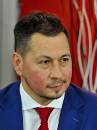 Управляющий Федерального общественно-государственного Фонда по защите прав вкладчиков и акционеров М.Ш. Сафиулин
