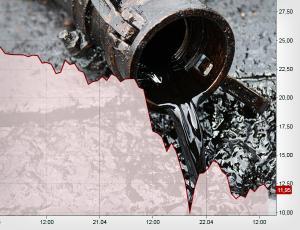 Нефть ищет дно. Пока не нашла