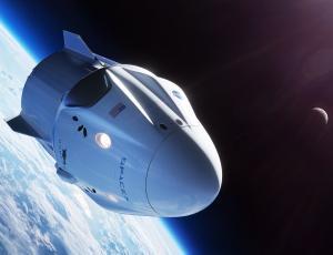 SpaceX Crew Dragon доставил двух астронавтов NASA на МКС
