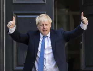 Борис Джонсон обещает экономике антикризисную стратегию Рузвельта