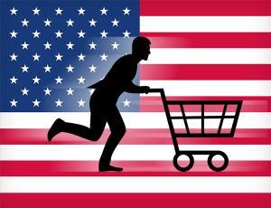 Розничные продажи в США неожиданно выросли в августе